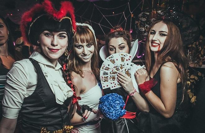 Хэллоуин 2020 в Москве